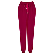 Buy Wishbone Josette Jogger, Mid Pink Online at johnlewis.com