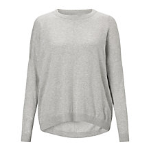 Buy Kin by John Lewis Jumper, Grey Online at johnlewis.com