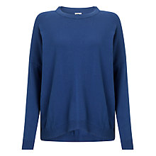 Buy Kin by John Lewis Jumper, Blue Online at johnlewis.com