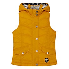 Buy Barbour Girls' Foreland Gilet Online at johnlewis.com