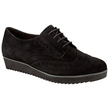 Buy Clarks Compass Realm Suede Brogues Online at johnlewis.com