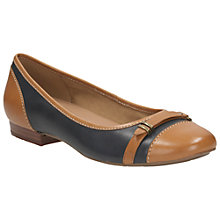 Buy Clarks Henderson Bird Leather Pumps Online at johnlewis.com