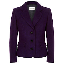 Buy Precis Petite Bouclé Jacket, Multi Dark Online at johnlewis.com