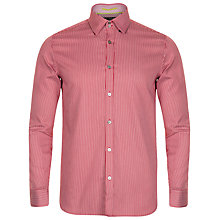 Buy Ted Baker Satoon Satin Pinstripe Shirt Online at johnlewis.com