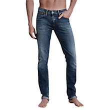 Buy Hilfiger Denim Scanton Stretch Jeans, LA Mid Blue Online at johnlewis.com