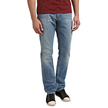 Buy Hilfiger Denim Ronnie Tapered Jeans, Boston Comfort Online at johnlewis.com