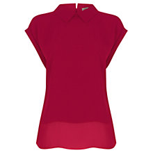Buy Wishbone Lexi Top, Mid Pink Online at johnlewis.com