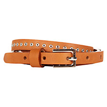 Buy NW3 by Hobbs Leighton Belt, Tan Online at johnlewis.com