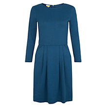 Buy NW3 by Hobbs Cotton Zoey Dress, Peacock Online at johnlewis.com