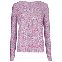 Buy NW3 by Hobbs Allie Jumper, Panna Cream Mul Online at johnlewis.com