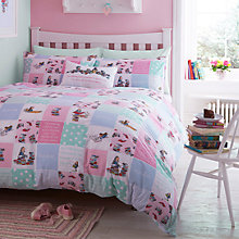Buy Roald Dahl Matilda Patchwork Duvet Cover and Pillowcase Set Online at johnlewis.com