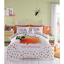 Buy Roald Dahl James and The Giant Peach Duvet Cover and Pillowcase Set Online at johnlewis.com