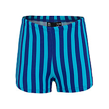 Buy Platypus Boys' Boyleg Swim Shorts, Blue Online at johnlewis.com