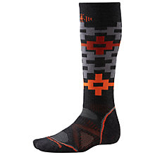 Buy SmartWool  PHD Snowboard Medium Pattern Socks Online at johnlewis.com