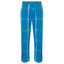 Buy Calvin Klein Casey Plaid Woven Lounge Pants Online at johnlewis.com