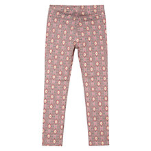 Buy Mango Kids Girls' Mosaic Print Leggings Online at johnlewis.com