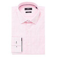 Buy BOSS Joey Stripe Shirt Online at johnlewis.com