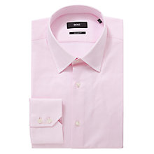 Buy BOSS Enzo Plain Shirt Online at johnlewis.com