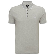 Buy BOSS Firenze 4 Button Plain Polo Shirt Online at johnlewis.com