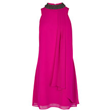 Buy Coast Lilo Dress, Pink Online at johnlewis.com