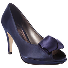 Buy John Lewis Cosmopolitan Satin Stiletto Court Shoes Online at johnlewis.com
