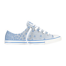 Buy Converse Chuck Taylor All Star Ox Dainty Canvas Trainers Online at johnlewis.com