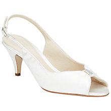 Buy John Lewis Plaza Satin Sandals Online at johnlewis.com