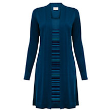 Buy East 2 in 1 Merino Dress, Teal Online at johnlewis.com