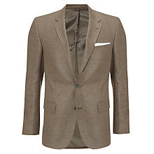 Buy BOSS Hutsons Jacket, Beige Online at johnlewis.com