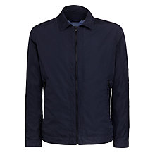 Buy BOSS Chayne Jacket, Navy Online at johnlewis.com