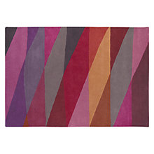 Buy Brink & Campman Estella Cameleon Rug, Red Online at johnlewis.com