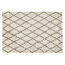 Buy John Lewis Diamond Berber Rug Online at johnlewis.com
