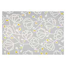 Buy John Lewis Heidi Rug, Smoke/Saffron Online at johnlewis.com