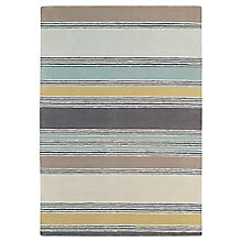 Buy Harlequin Embroidered Stripped Rug Online at johnlewis.com