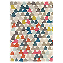 Buy Harlequin Lulu Rug, Multi Online at johnlewis.com