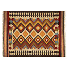 Buy John Lewis Zira Kelim Rug, Multi Online at johnlewis.com