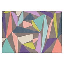 Buy Brink & Campman Xian Puzzle Rug, Grey Online at johnlewis.com