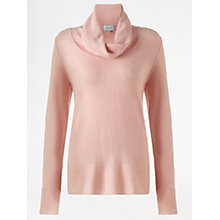 Buy Jigsaw Easy Cowl Jumper Online at johnlewis.com