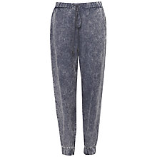 Buy French Connection Industrial Trousers, Siberian Shadow Online at johnlewis.com