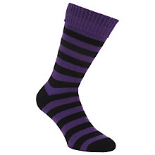 Buy Corgi Stripe Wool Blend Socks Online at johnlewis.com