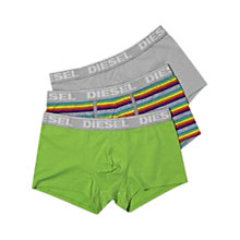 Buy Diesel Divine Trunks, Pack of 3 Online at johnlewis.com