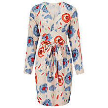 Buy Somerset by Alice Temperley Floral Print Dress, Multi Online at johnlewis.com