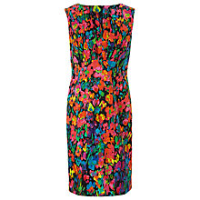 Buy COLLECTION by John Lewis Brienne Cotton Sateen Dress, Floral Print Online at johnlewis.com