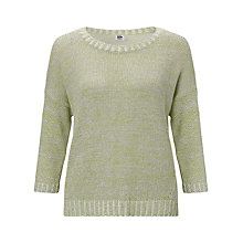 Buy Kin by John Lewis Twisted Yarn Jumper Online at johnlewis.com