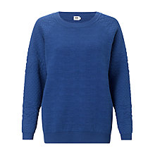 Buy Kin by John Lewis Jacquard Sweatshirt Online at johnlewis.com