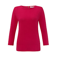 Buy COLLECTION by John Lewis Christina Silk Back Jumper Online at johnlewis.com