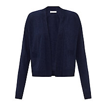 Buy John Lewis Capsule Collection Linen Cropped Cardigan Online at johnlewis.com