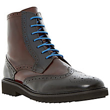 Buy Dune Chapter Brogue Boots Online at johnlewis.com
