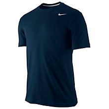 Buy Nike  Dri-FIT 2.0 Training T-Shirt, Dark Obsidian Online at johnlewis.com