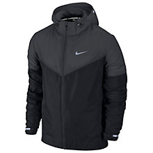 Buy Nike Vapor Hooded Trail Running Jacket Online at johnlewis.com